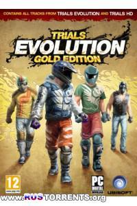 Trials Evolution: Gold Edition (Ubisoft Entertainment) (RUS/ENG) [BETA]