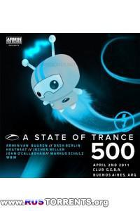 Armin van Buuren - A State Of Trance Episode 500 - Live Buenos Aires, Argentina