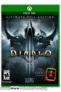 Diablo III: Reaper of Souls - Ultimate Evil Edition | XBOX360