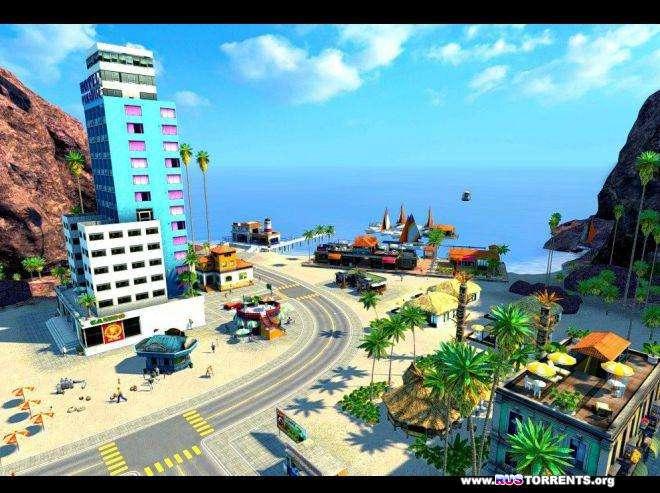 Tropico 4 [RePack от -Ultra-]