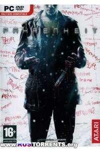 Fahrenheit | PC | RePack от R.G.ReCoding