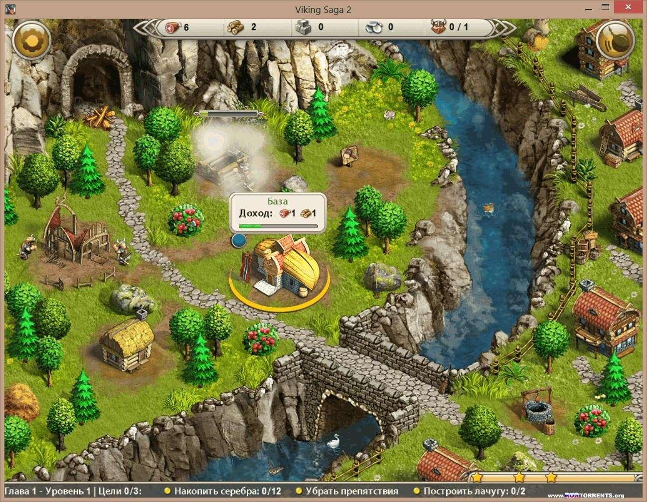 Сага о викинге 2. Новый свет | PC