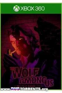 The Wolf Among Us: Episode 1 - 4   XBOX360