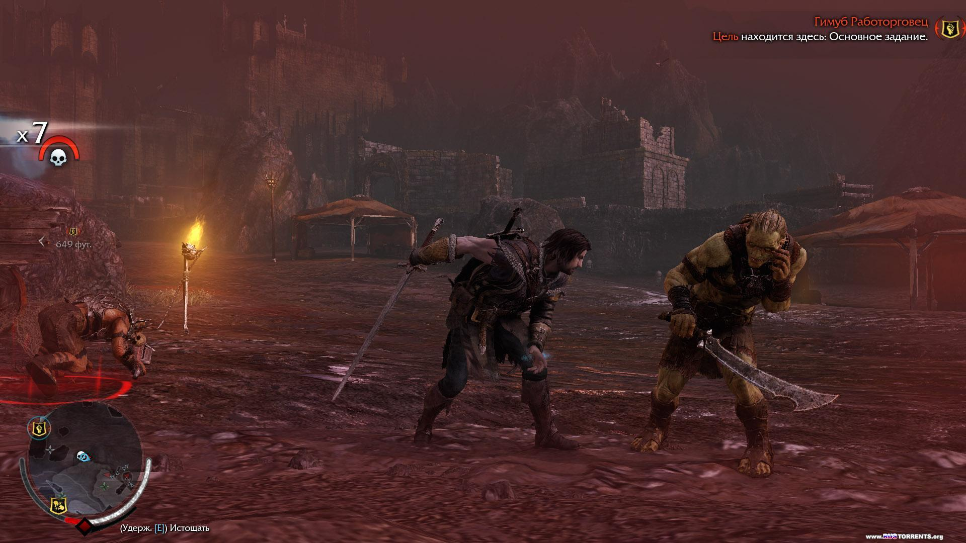 Middle Earth: Shadow of Mordor Premium Edition | PC | RePack �� R.G. ��������
