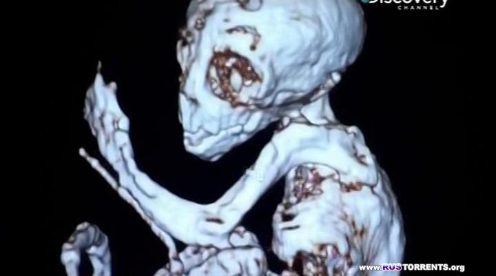 Discovery: Мумии пришельцев   HDTVRip