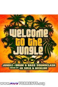 VA - Welcome To The Jungle: The Ultimate Jungle Cakes Drum & Bass
