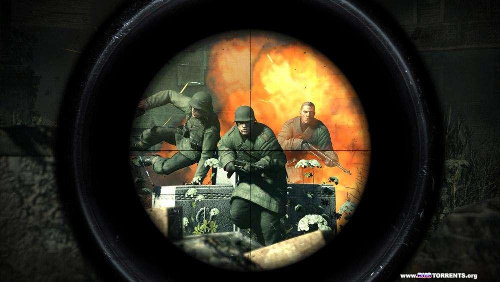 Sniper Elite V2 [��������, RUS/ENG, 2012]