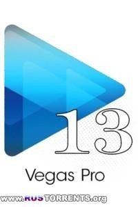 SONY Vegas Pro 13.0 Build 444 (x64) RePack by KpoJIuK