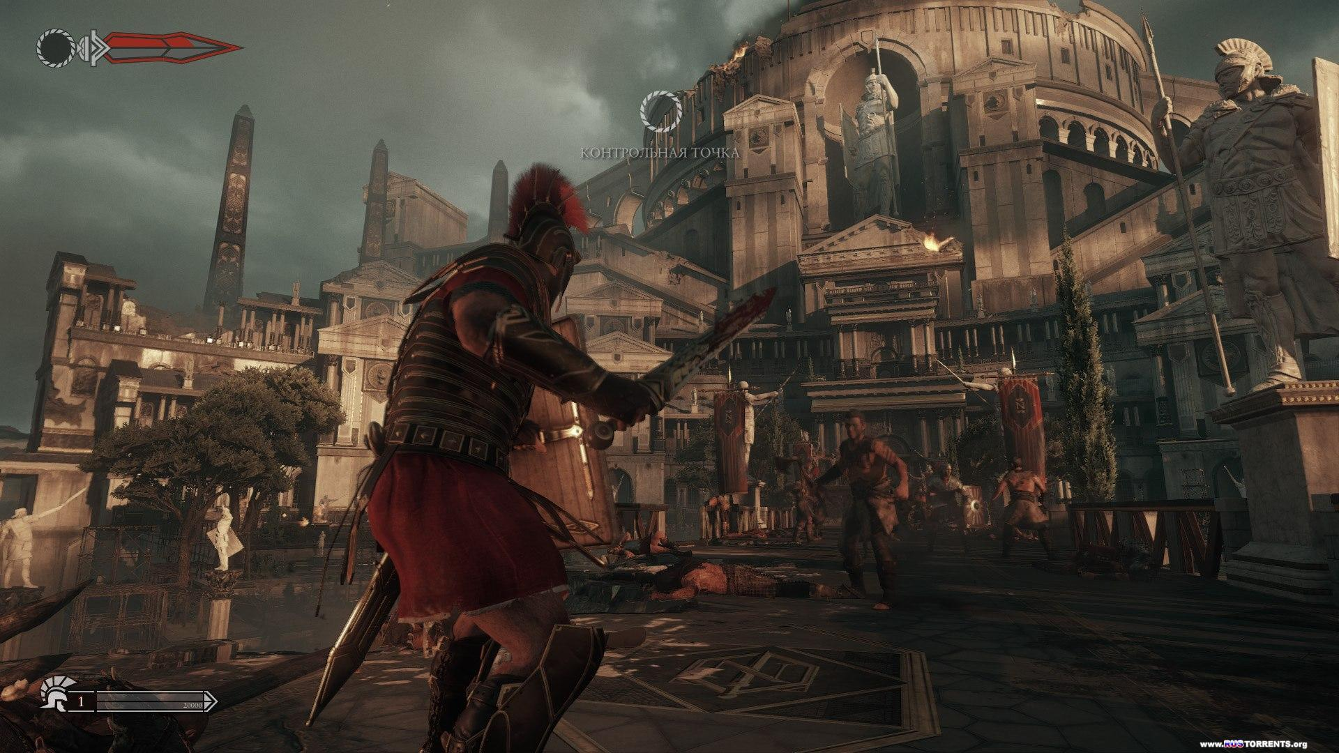Ryse: Son of Rome [Update 3] | �� | RePack �� R.G. ��������