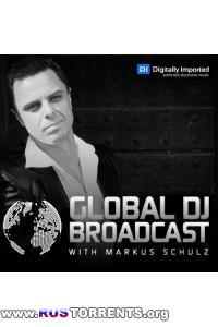 Markus Schulz - Global DJ Broadcast - guests Cosmic Gate