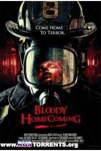 Кровавое возвращение домой   DVDRip
