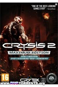 Crysis 2 [v 1.9][Maximum Edition] | Лицензия от PROPHET