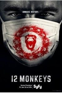 12 обезьян [01 сезон: 01-13 серии из 13] |  WEB-DLRip | LostFilm