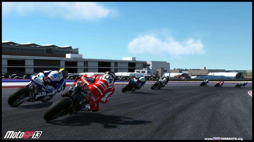 MotoGP™13 (Milestone S.r.l.) (ENG/MULTI5) [L] - RELOADED
