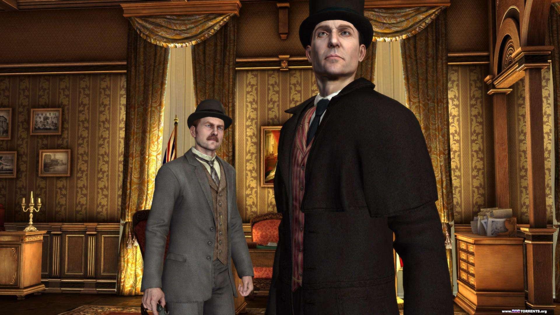 Последняя воля Шерлока Холмса [v 1.0.0.4] | RePack от Fenixx