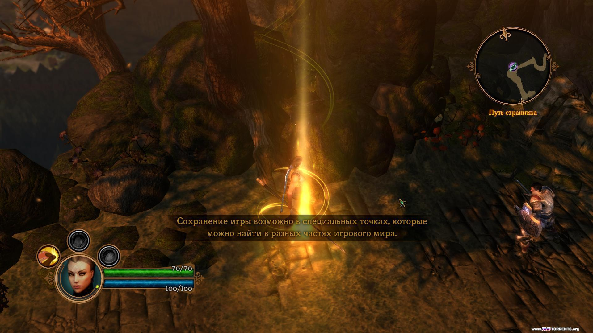 Dungeon Siege 3 | RePack от R.G. Catalyst