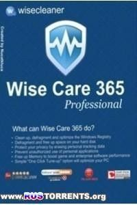 Wise Care 365 Pro 3.45.302 Final + Portable