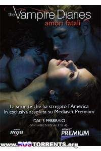 Дневники Вампиров (1 сезон, 22 серии из 22)