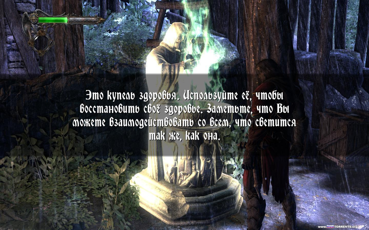 Castlevania: Lords of Shadow – Ultimate Edition [v 1.0.2.9u2] | RePack от Fenixx