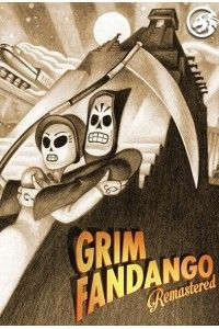 Grim Fandango Remastered | PC | Steam-Rip от R.G. Игроманы