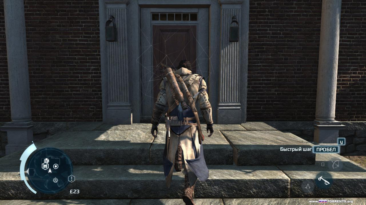 Assassin's Creed 3 [v 1.06] | PC | RiP �� R.G. Revenants