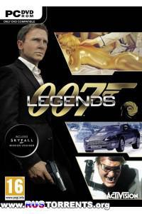 007 Legends [+1 DLC] | PC | LossLess RePack R.G. Revenants