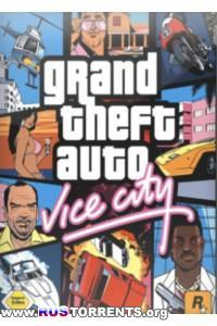 GTA / Grand Theft Auto: Vice City Back to the 80's | PC | RePack от Alpine