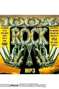 VA - 100% Rock | MP3