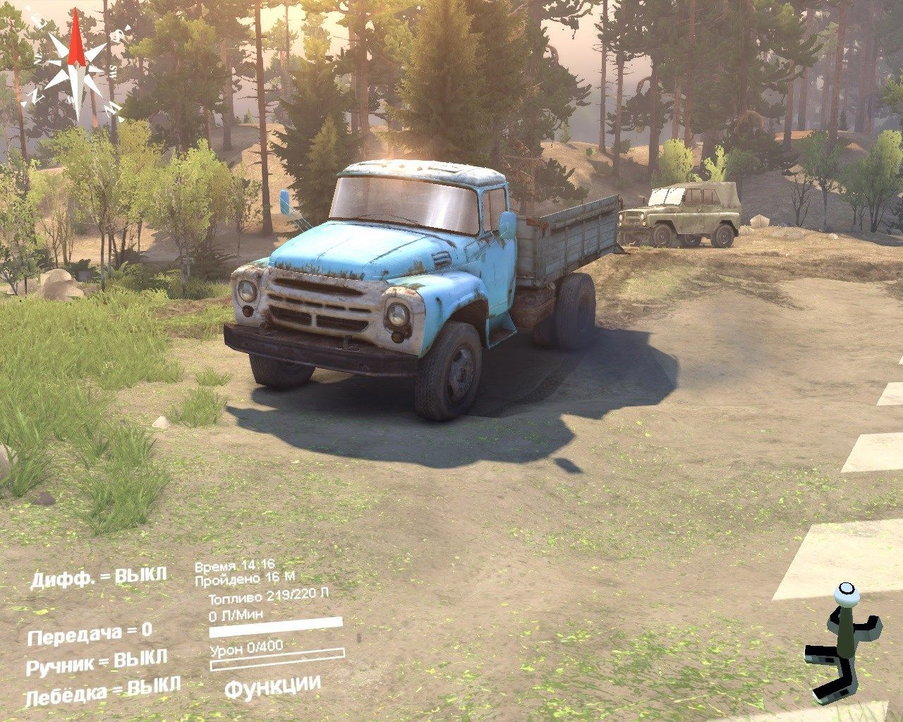 Spintires [Update 3] | PC | RePack �� R.G. Steamgames