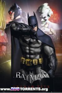 Batman: Arkham City + 11 DLC | Repack