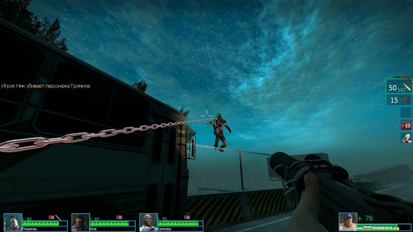Left 4 Dead 2 [Graphic Modes For M60]