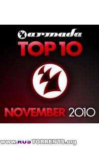 VA-Armada Top 10 November 2010