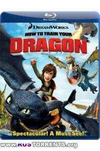 Как приручить дракона   BDRip 720p