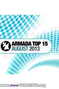 VA - Armada Top 15: August