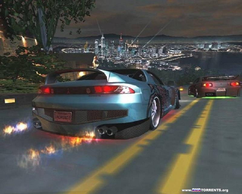 Need For Speed. Underground_2[Soft Club]