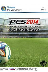 PES 2014 / Pro Evolution Soccer 2014: World Challenge | PC | RePack от xatab