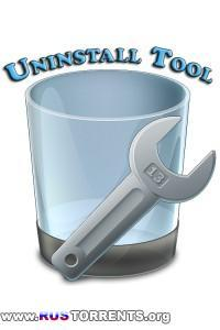 Uninstall Tool 3.4 Build 5352 Final RePack & portable by KpoJIuK & by D!akov