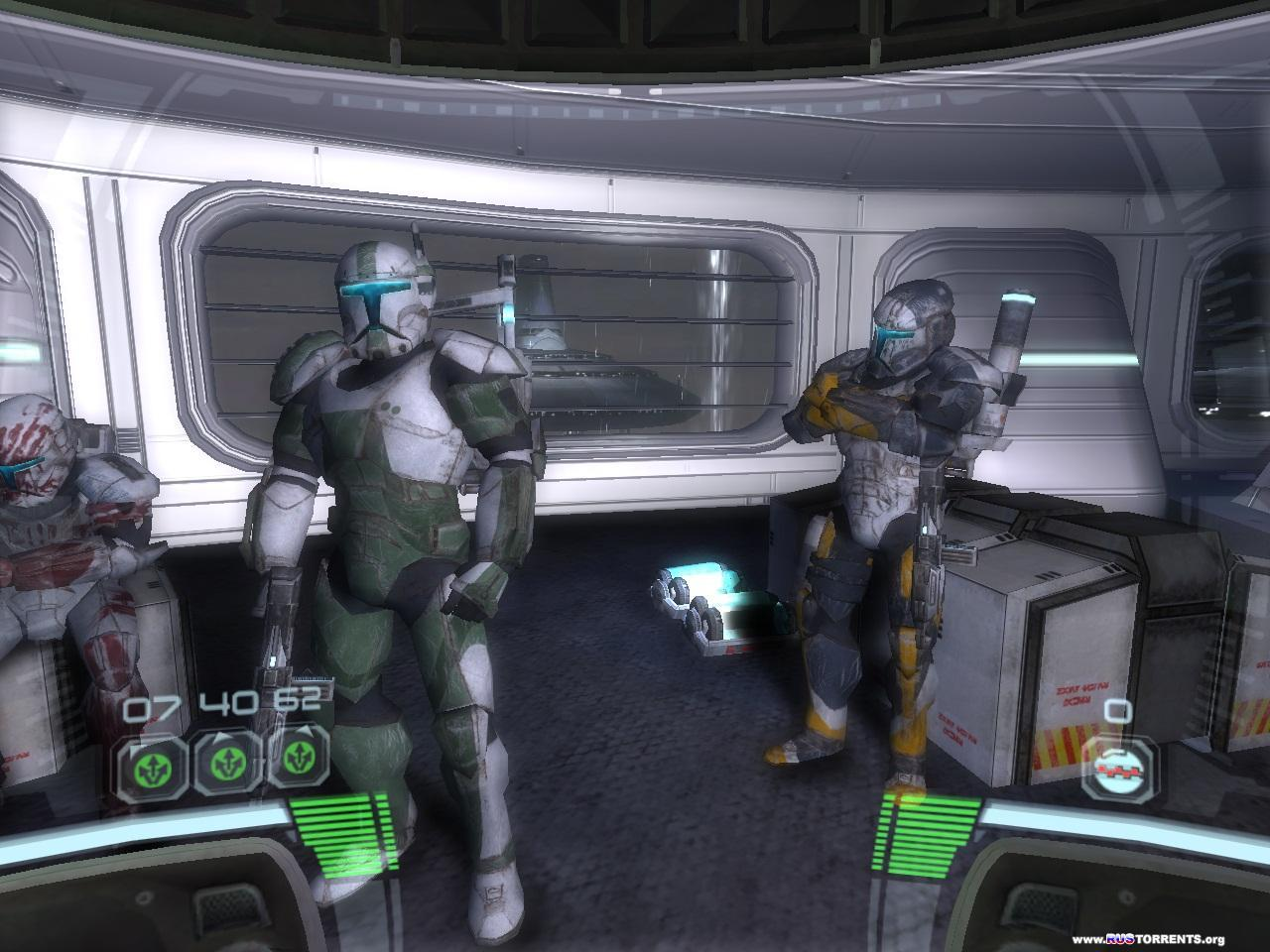 Star Wars: Republic Commando | RePack �� Spieler