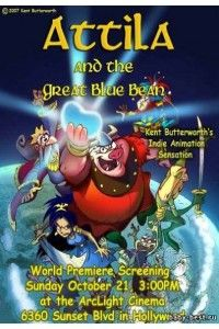 Властелин бобов: Великий поход Аттилы | DVDRip | Лицензия