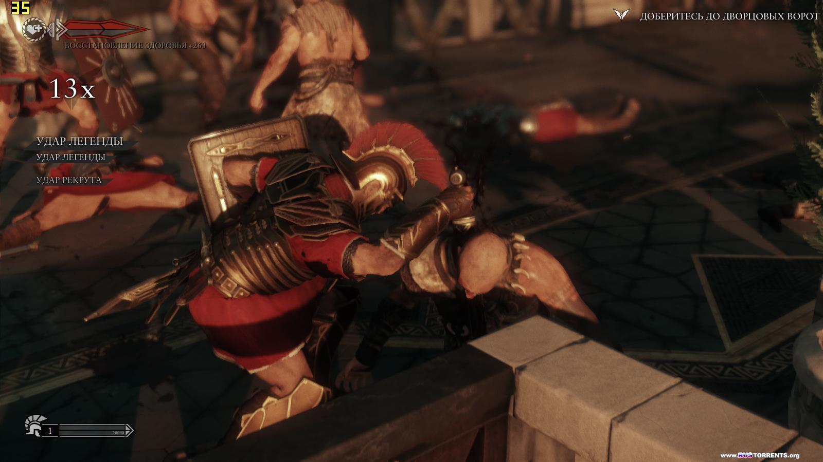 Ryse: Son of Rome | PC | RePack �� Flapjack