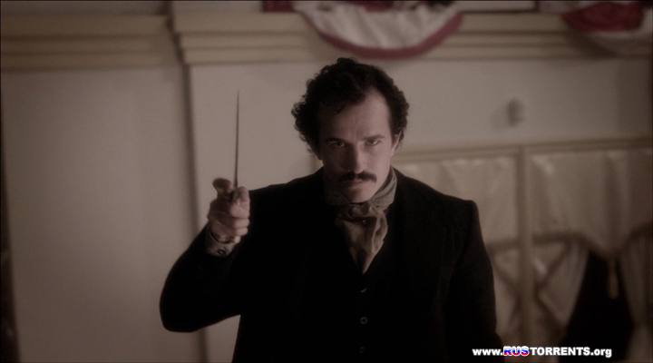 Убийство Линкольна | HDRip