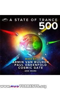 VA - A State Of Trance 500 (Limited Edition)