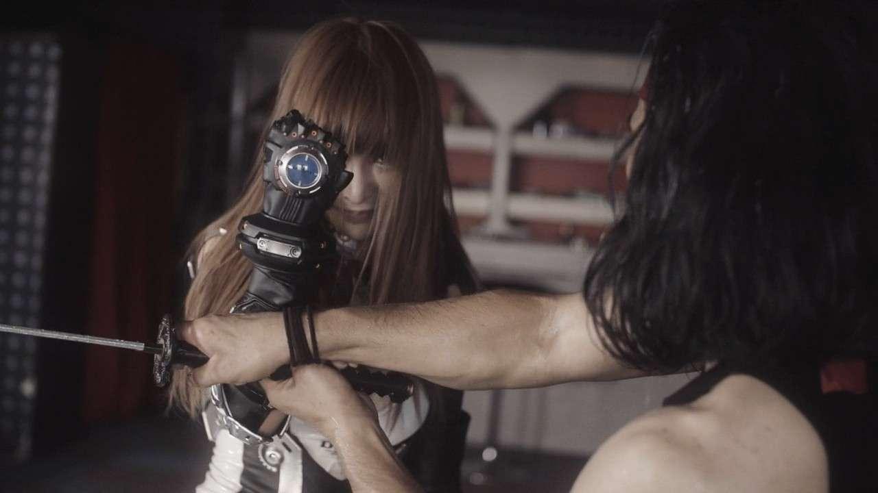 Железная девушка: убийственное оружие / iron girl: ultimate weapon (2015) bdrip 720p / hdrip. Скриншот №2