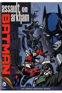 Бэтмен: Нападение на Аркхэм | BDRip 720p | Чистый звук