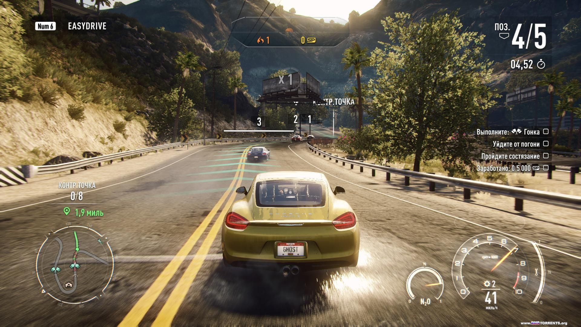 Need For Speed: Rivals | RePack �� =�����=