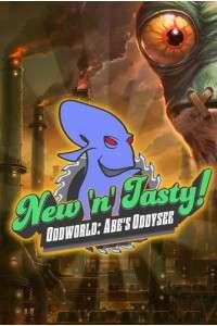 Oddworld: New 'n' Tasty | PC | Лицензия