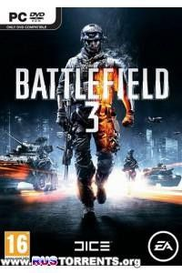 Battlefield 3 [v 6.3.4.0 + DLC] [SP+MP] | PC | Rip by X-NET