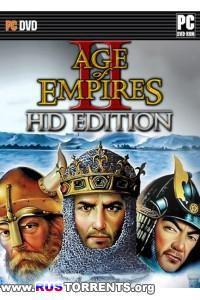 Age of Empires 2: HD Edition [v2.7.954] | Steam-Rip от Black Beard