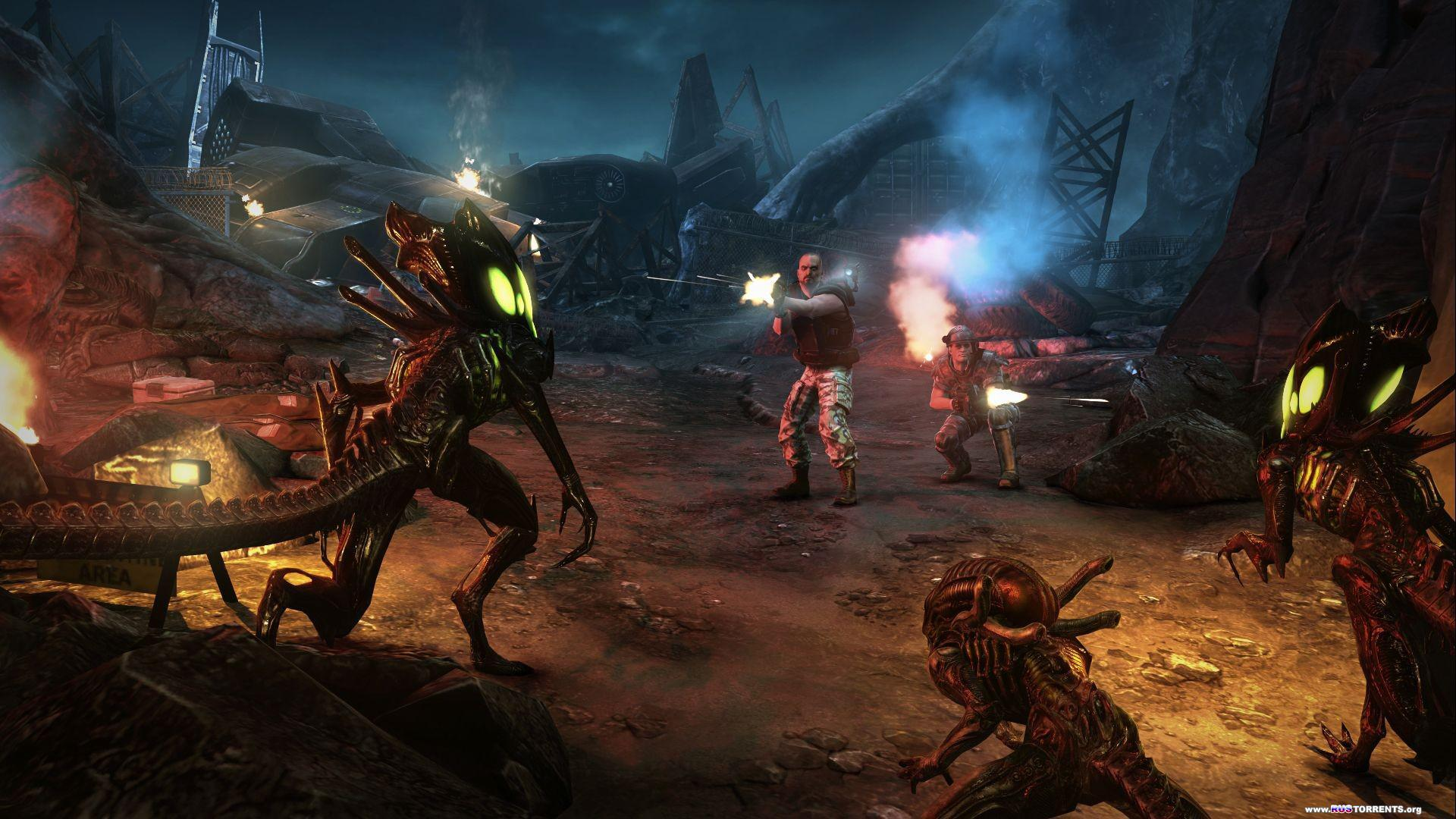 Aliens: Colonial Marines (SEGA) (RUS) [L|Steam-Rip] от R.G. GameWorks