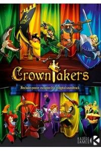 Crowntakers | PC | Лицензия